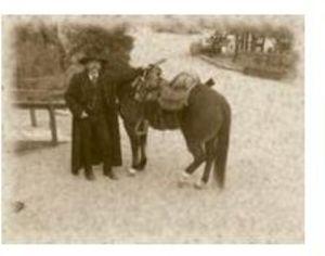 Wyatt Earp at the O.K Corral