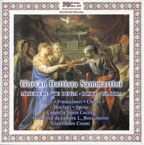 Gloria Patri /  Dixit Per Soli /  Coro E Archi
