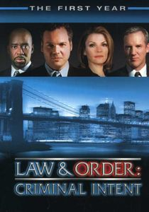 Law & Order - Criminal Intent: The First Year