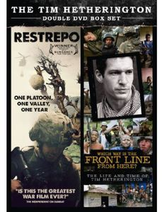 Which Way Is the Front Line /  Restrepo [Import]