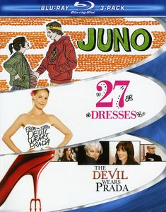 Chick Flick 3 Pack Blu-ray