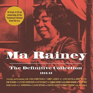 Definitive Collection 1924-28