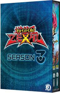 Yu-Gi-Oh Zexal: Season 3