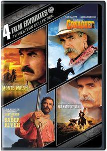 4 Film Favorites: TV Western Collection