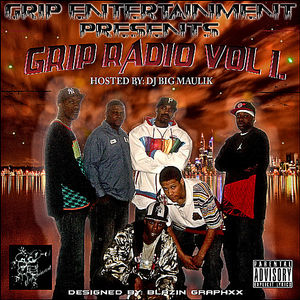 Vol. 1-Grip Entertainment Radio