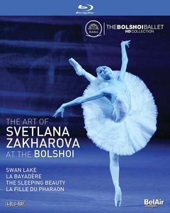 Art of Svetlana Zakharova at the Bolshoi