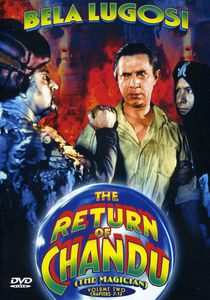 Return of Chando the Magician 2