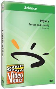 Forces & Gravity Video Quiz
