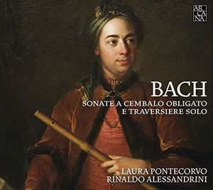 Sonate a Cembalo Obligato E Traversiere Solo