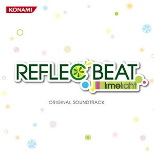 Reflec Beat Limelight (Original Soundtrack) [Import]