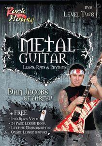 Metal Guitar Leads, Runs and Rhythms Level 2
