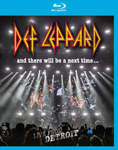 Def Leppard: And There Will Be a Next Time...: Live From Detroit [Import]