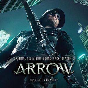Arrow - Season 5: Limited Edition (score)