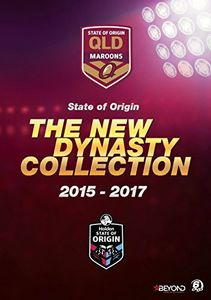 State Of Origin: 2015-17 The New Queensland Dynasty Collection [Import]