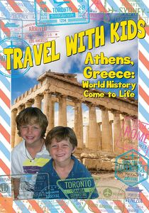 Travel With Kids: Athens Greece
