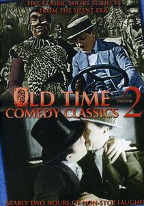 Old Time Comedy Classics: Volume 2