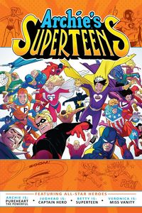ARCHIES SUPERTEENS