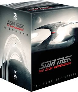Star Trek The Next Generation: The Complete Series