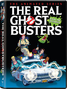 The Real Ghostbusters: Volume 1-10