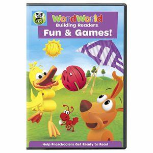 WordWorld: Fun And Games!
