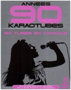 Annees 90 Karaotubes: 50 Tubes en [Import]