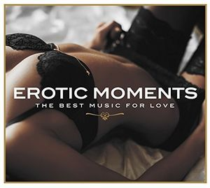 Erotic Moments: Best Music For Love /  Various [Import]