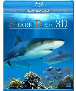 Shark Dive 3D [Import]