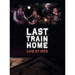 Last Train Home Live at Iota
