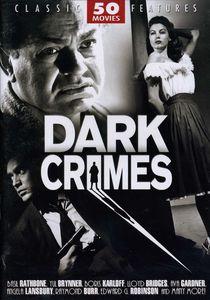 Dark Crimes: 50 Movie Set