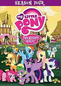 My Little Pony Friendship Is Magic: Season Four