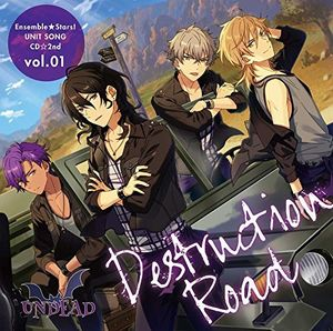 Ensemble Stars! Unit Song CD Dai 2 Dan Undead [Import]