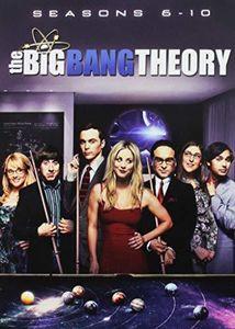 The Big Bang Theory: Seasons 6-10
