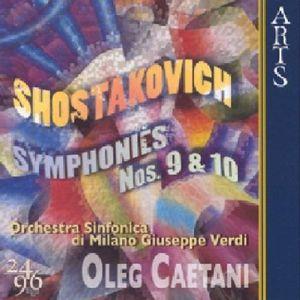 Symphonies 9 & 10
