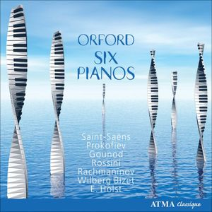 Works for Six Pianos