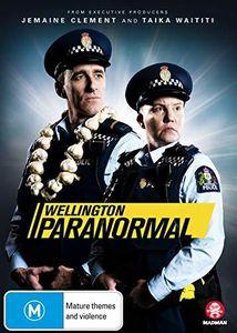 Wellington Paranormal [Import]