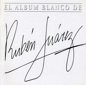 Album Blanco de Ruben Juarez [Import]