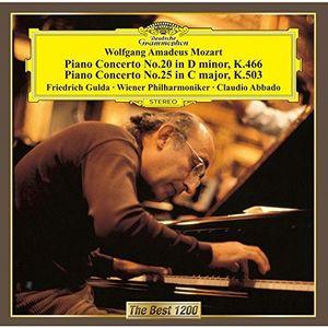Mozart: Piano Concertos No. 20 & No. 2
