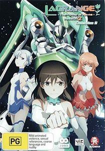 Lagrange: The Flower of Rin-Ne-Season 2 [Import]