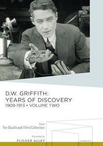 D.W. Griffith: Years of Discovery Volume Two (1909-1913)