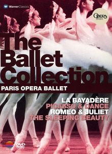 Paris Opera Ballet Collection (Region 2 3 4 5) [Import]