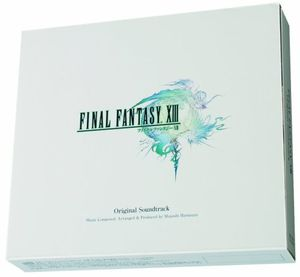 Final Fantasy 13 (Original Soundtrack) [Import]