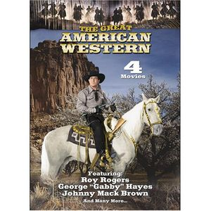 The Great American Western: Volume 32