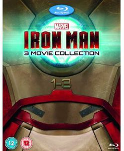 Iron Man 1-3 [Import]