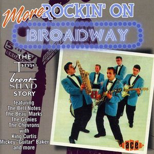 More Rockin on Broadway /  Various [Import]