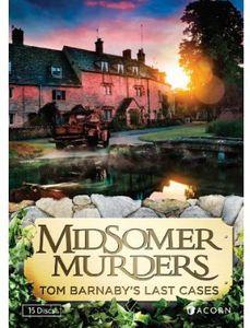 Midsomer Murders: Tom Barnaby's Last Cases