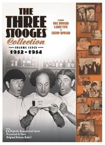 The Three Stooges Collection: Volume 7: 1952-1954