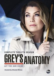 Grey's Anatomy: Complete Twelfth Season