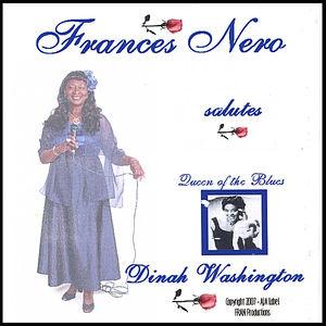 Salutes Dinah Washington