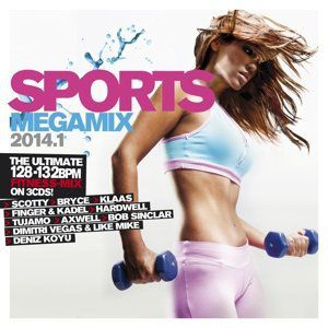 Sports Megamix 2014.1 [Import]