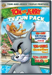 Tom And Jerry TV Fun Pack